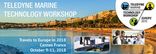 Teledyne Marine Technology Workshop